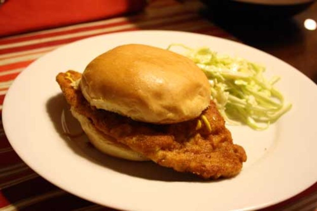 Pork Loin Sandwiches Recipe  Dinner Tonight Pork Tenderloin Sandwich Recipe