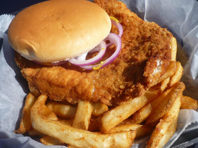 Pork Loin Sandwiches Recipe  The Best Breaded Pork Tenderloin Sandwiches in the Midwest
