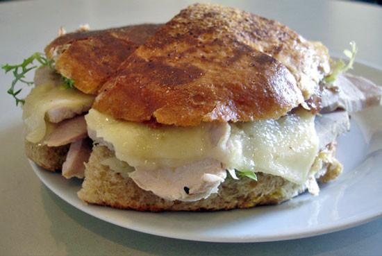 Pork Loin Sandwiches Recipe  Recipe For Sliced Pork Loin Sandwich With Figs and