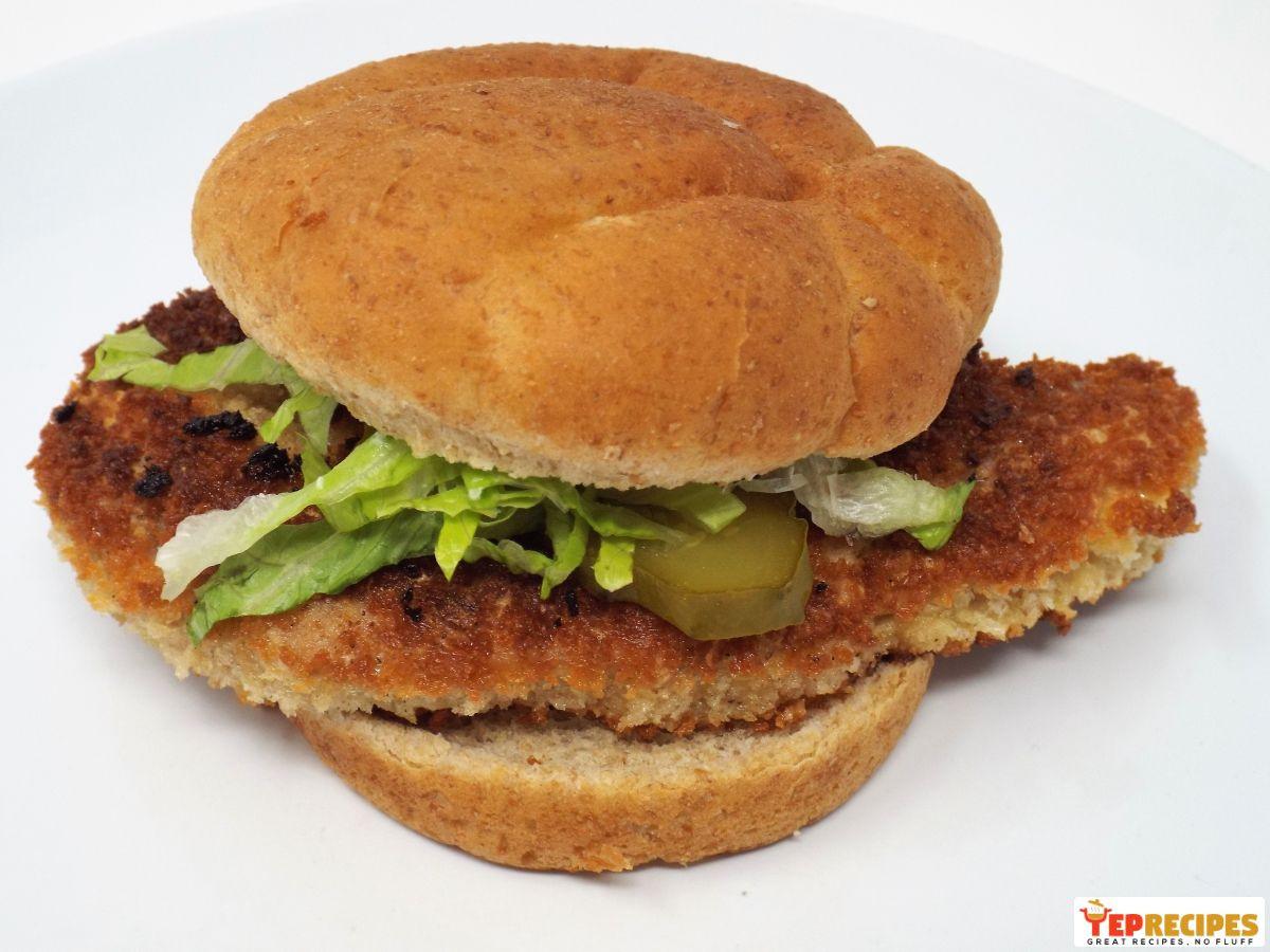 Pork Loin Sandwiches Recipe  Crispy Pork Tenderloin Sandwiches