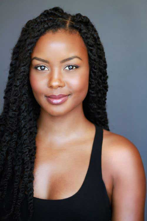Pretty Black Girl Hairstyles  Pretty Black Woman Hair Styles