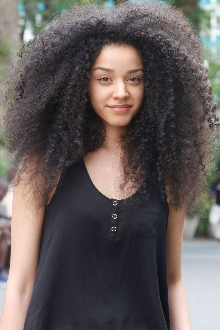 Pretty Black Girl Hairstyles  21 Kinky Curly Hairstyles From Today s Women Feed