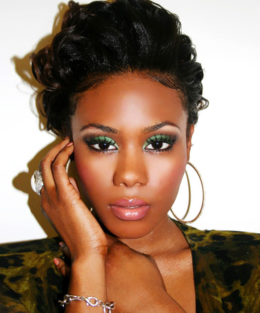 Pretty Black Girl Hairstyles  Jazzy Black Women Short Hairstyles 2016