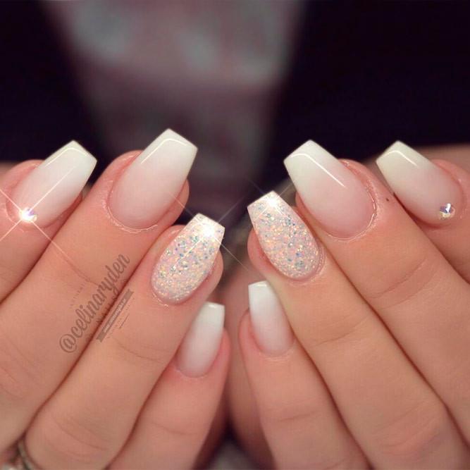 Pretty White Nails  Pretty Nails Designs Nail Ftempo