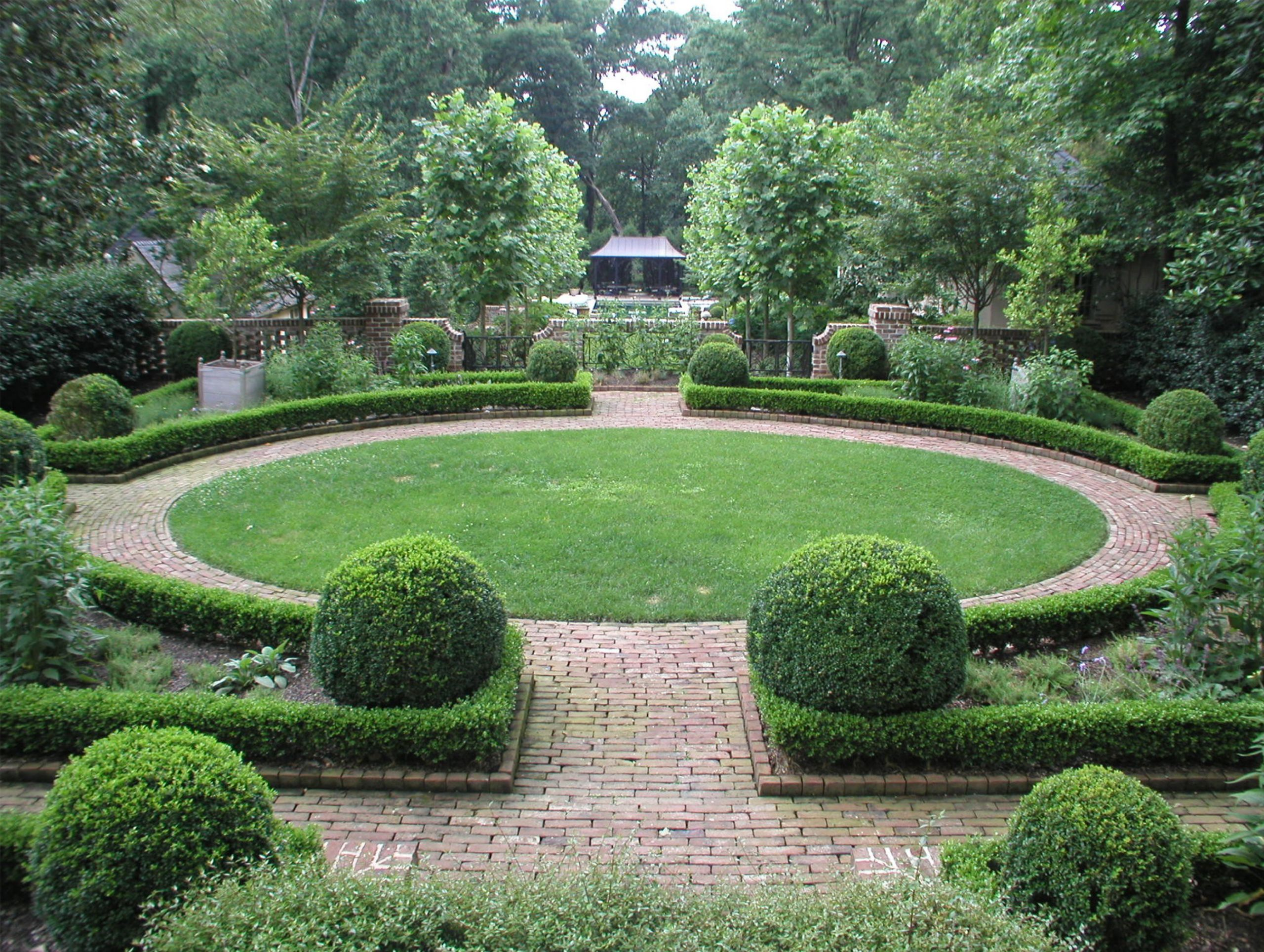 Principles Of Landscape Design  Scenery Layout Suggestions for Landscapers