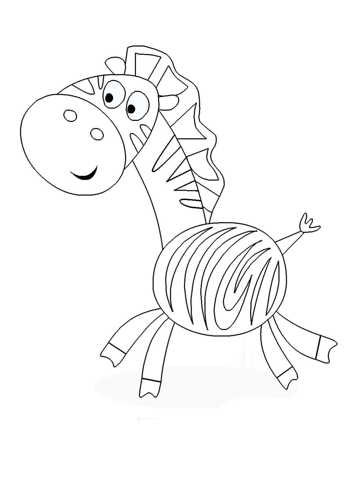 Printable Coloring Pages Kids  Printable coloring pages for kids