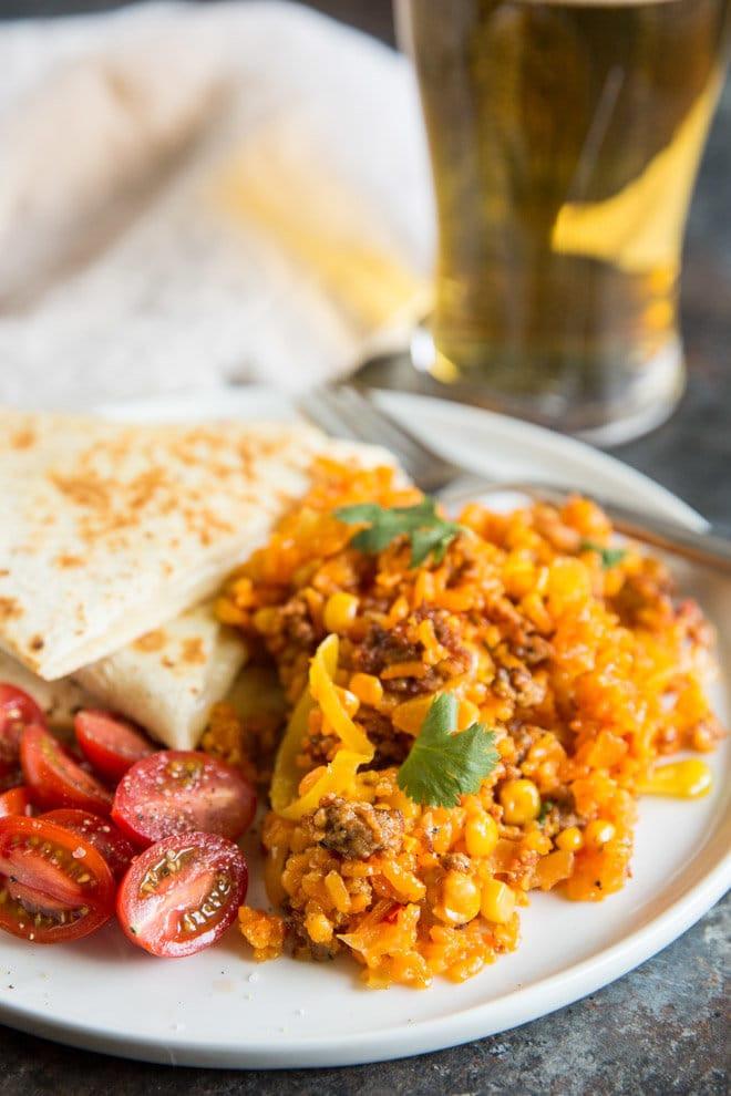 Puerto Rican Main Dishes  e Pot Puerto Rican Rice Recipe