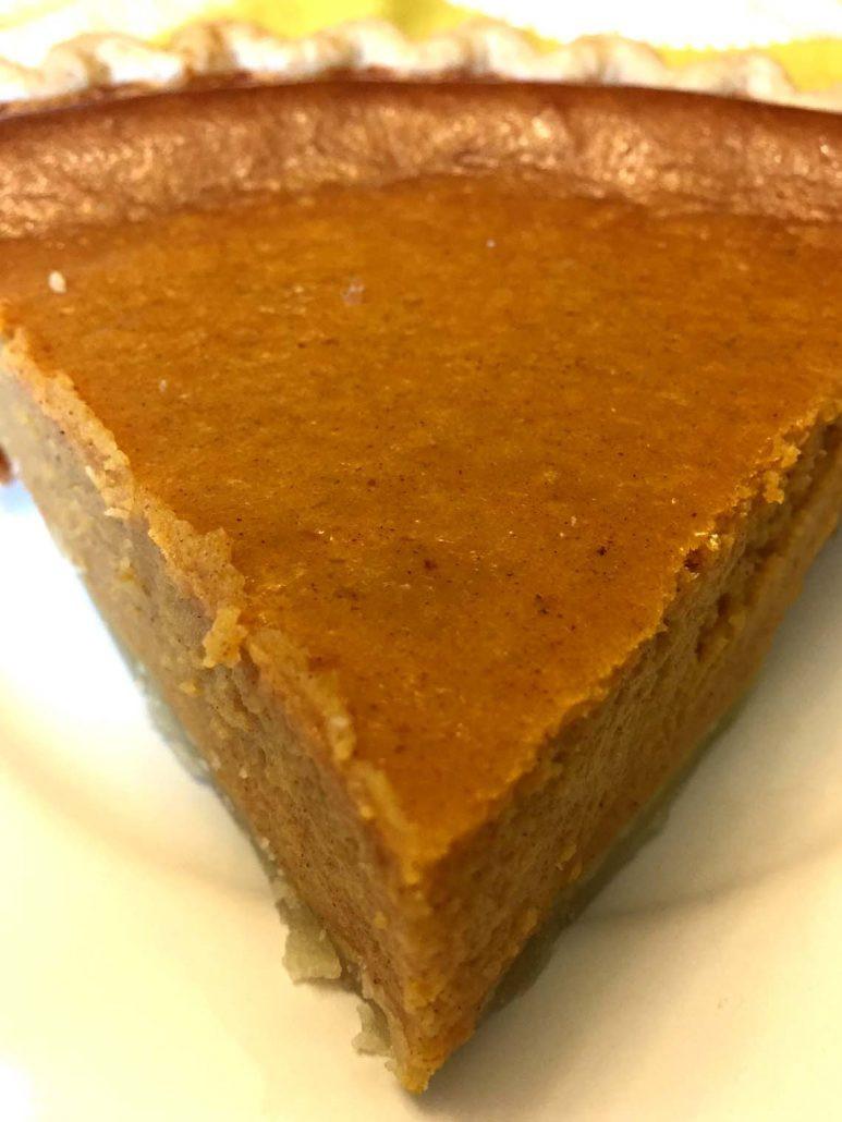 Pumpkin Pie Recipe With Sweetened Condensed Milk  Easy Pumpkin Pie Recipe With Sweetened Condensed Milk