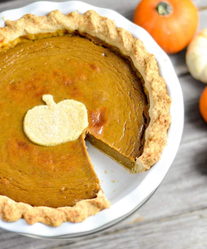 Pumpkin Pie Recipe With Sweetened Condensed Milk  fresh pumpkin pie condensed milk