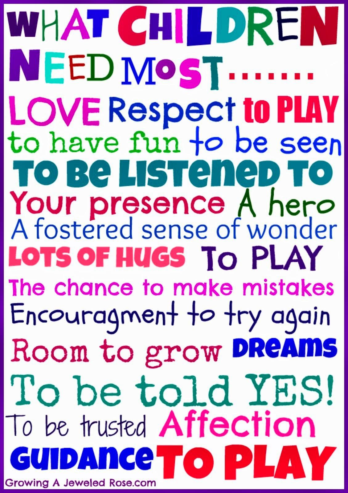 Quotes About Children  Parenting Quotes