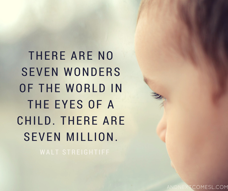 Quotes About Children  8 Inspiring Quotes About Children & Play