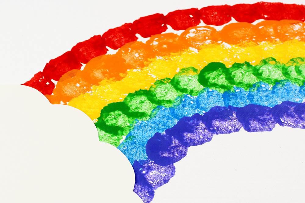 Rainbow Artwork For Preschoolers  Rainbow Activities for Preschoolers Meraki Mother