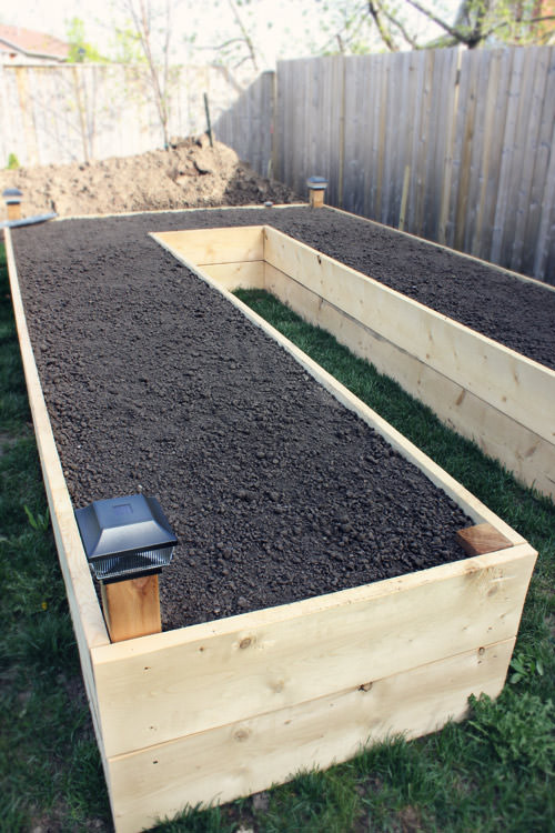 Raised Garden Boxes DIY  DIY Raised Garden Beds & Planter Boxes • The Garden Glove