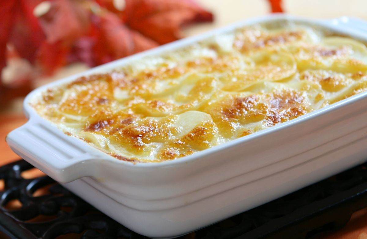 Recipes For Low Cholesterol  Low Cholesterol Scalloped Potatoes Recipe