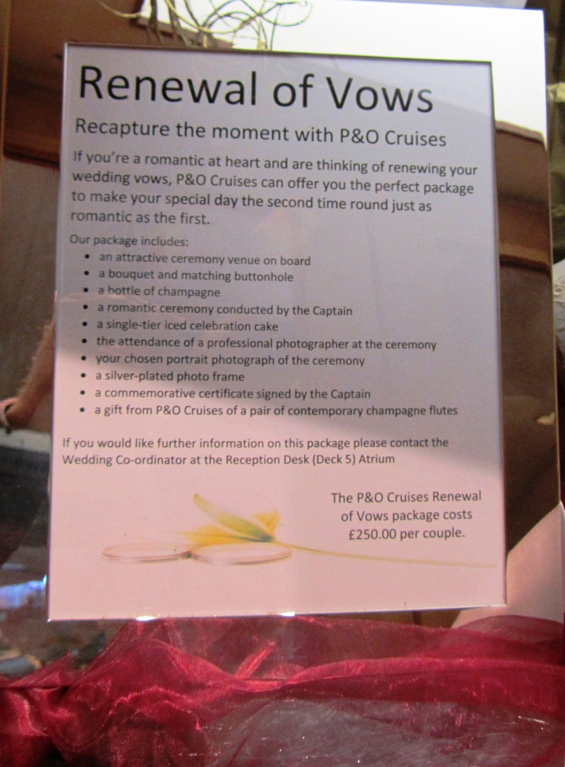 Renew Wedding Vows  Renewing wedding vows Poems