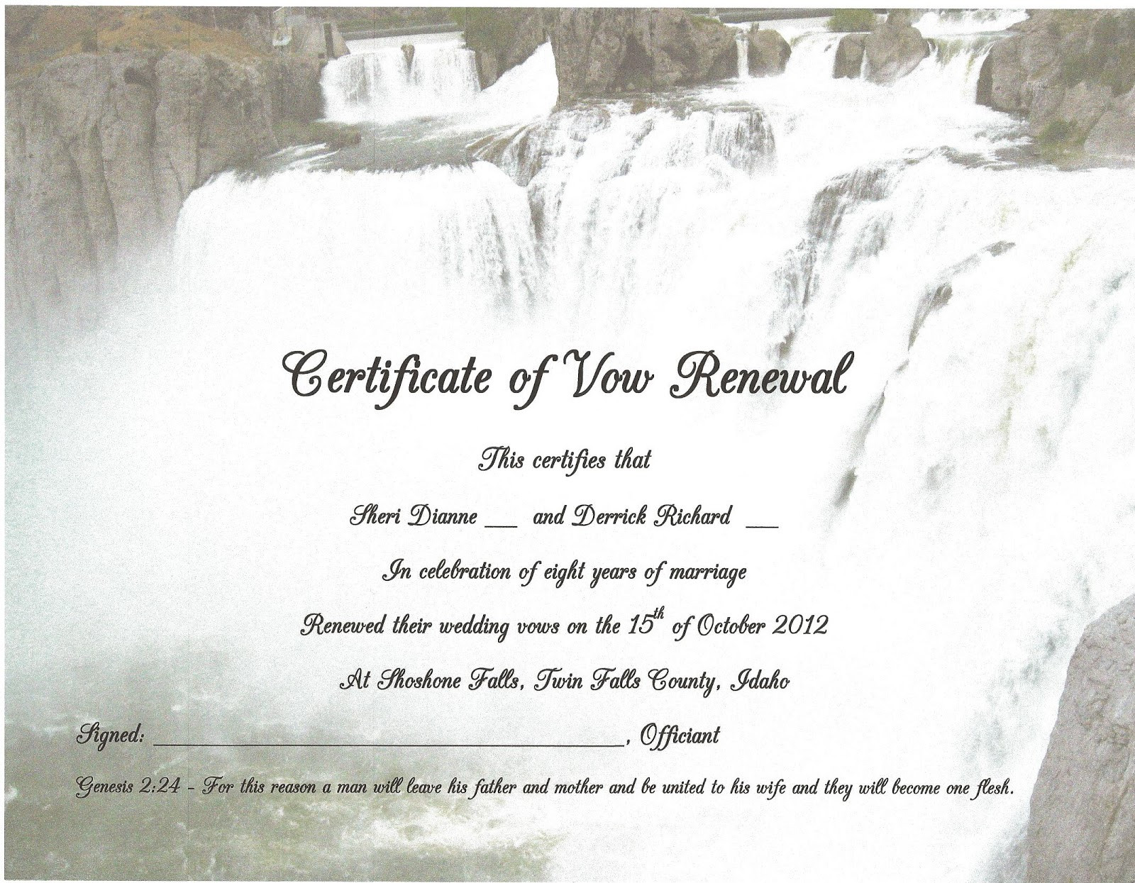 Renew Wedding Vows  Renew Your Wedding Vows in all 50 States