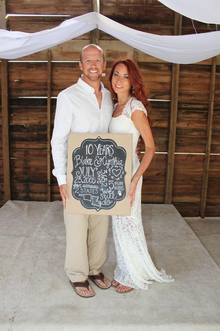 Renew Wedding Vows  10 Nice Vow Renewal Ideas 10 Years 2019