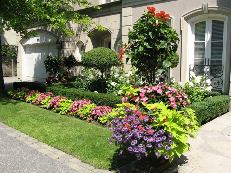 Residential Landscape Design  6 Ways to Make Your New House Feel like Home