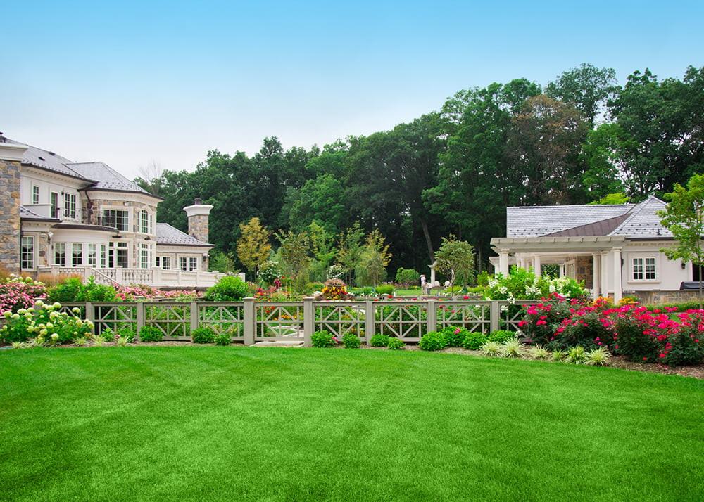 Residential Landscape Design  Landscape Architect NJ Design Build
