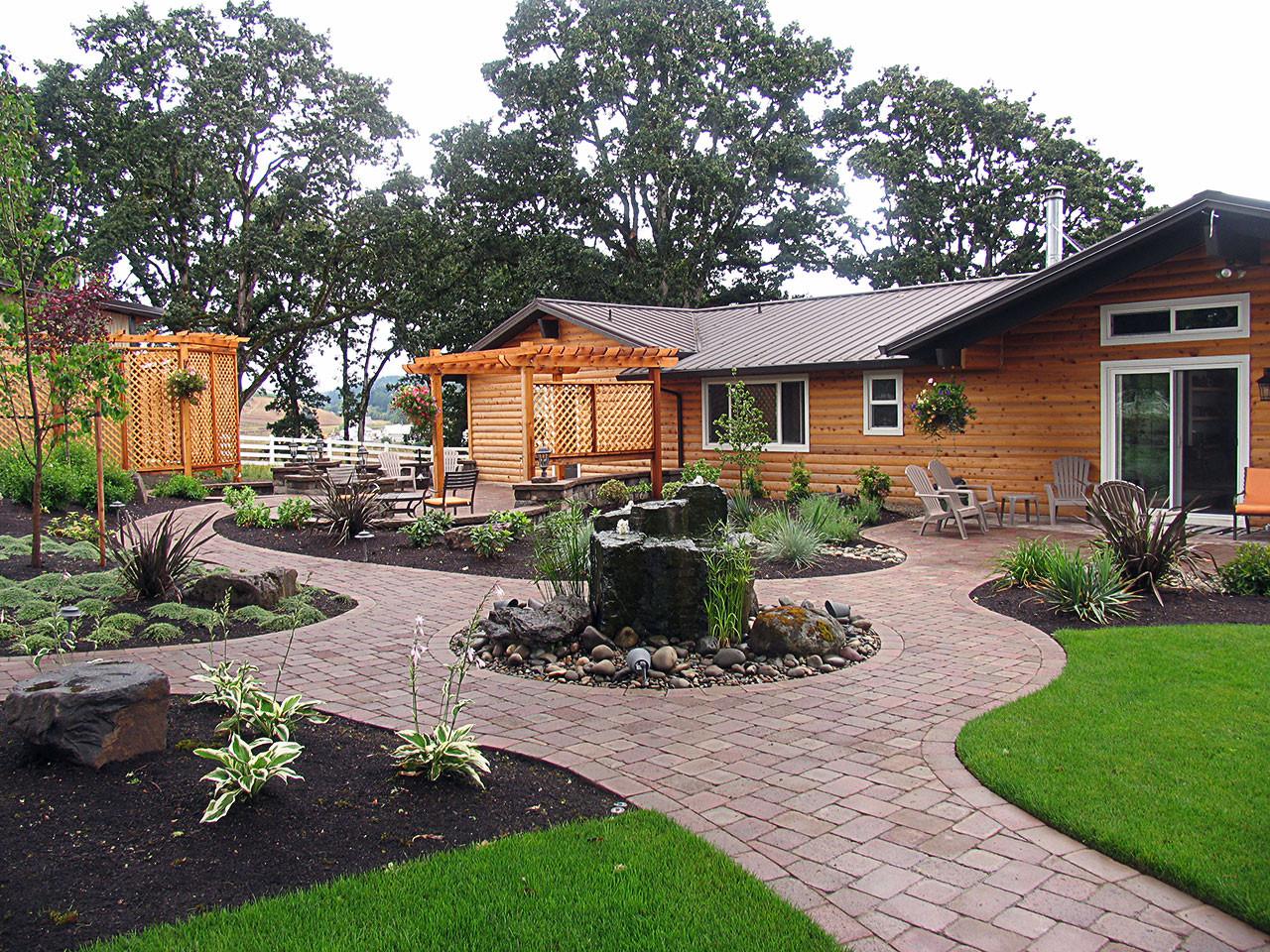 Residential Landscape Design  Landscape Design and Installation