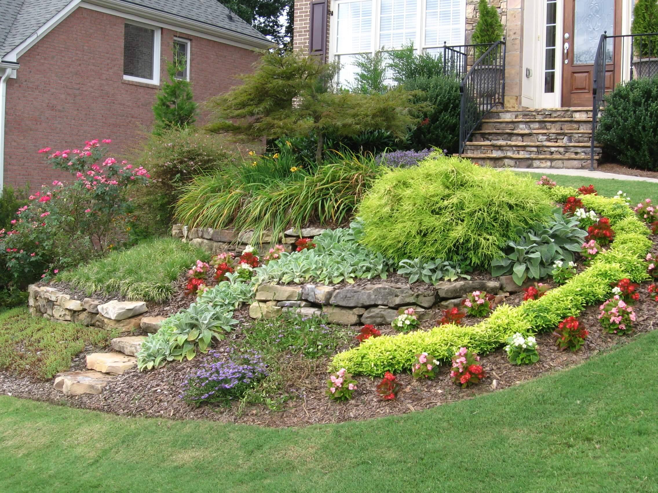 Residential Landscape Design  Make Your Yard the Most Beautiful on the Block
