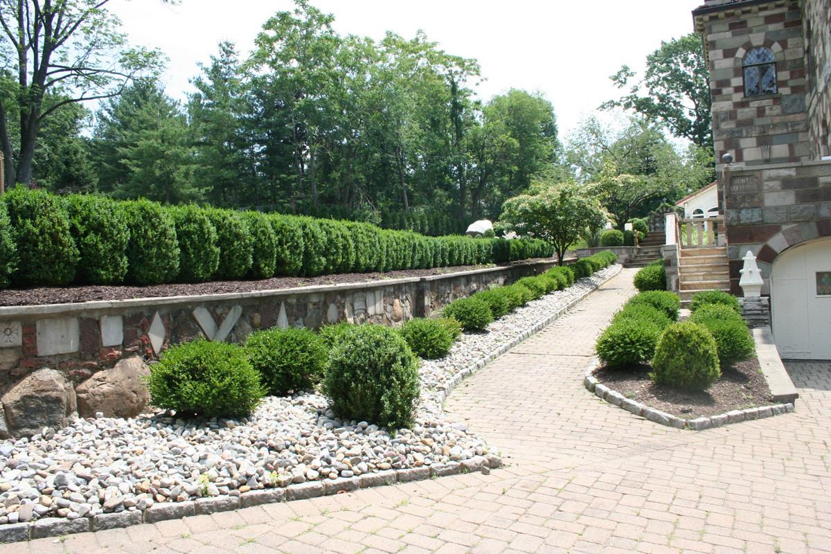 Residential Landscape Design  Sponzilli Landscape Group