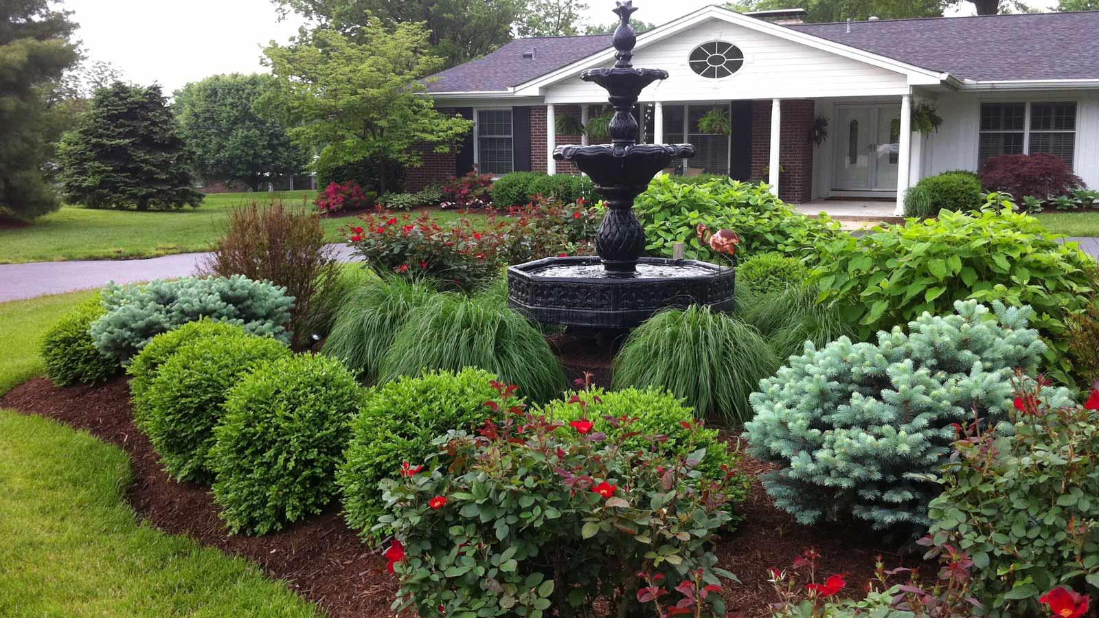 Residential Landscape Design  Residential Landscape Landscaping Residential Design