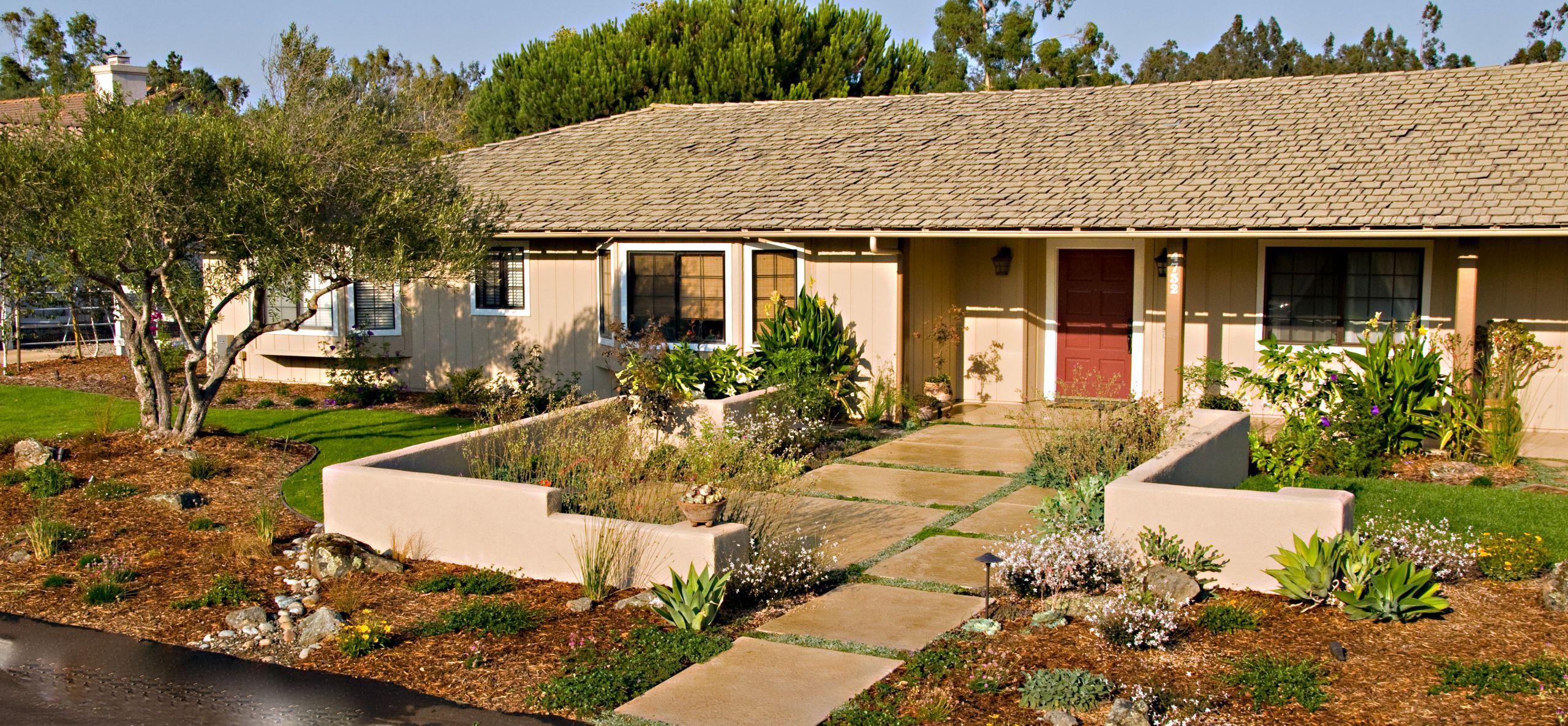 Residential Landscape Design  OC West Landscape Design & Construction