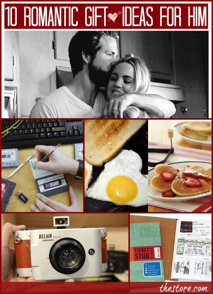"""Romantic Birthday Gift Ideas For Him  Gifts for him Valentines birthday or just to say """"I"""