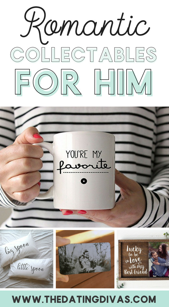 Romantic Birthday Gift Ideas For Him  100 Romantic Gifts for Him From The Dating Divas