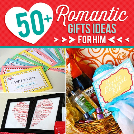 Romantic Birthday Gift Ideas For Him  50 Romantic Gift Ideas for Him