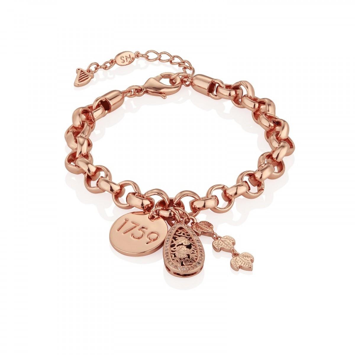 Rose Gold Bracelet  Guinness