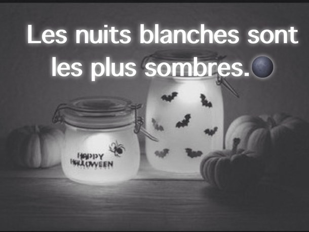 Sad French Quotes  citation french night quotes sad image by