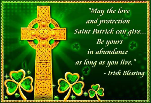 Saint Patrick's Day Quotes  St Patrick's Day 2019 Quotes Sayings & Irish Blessings