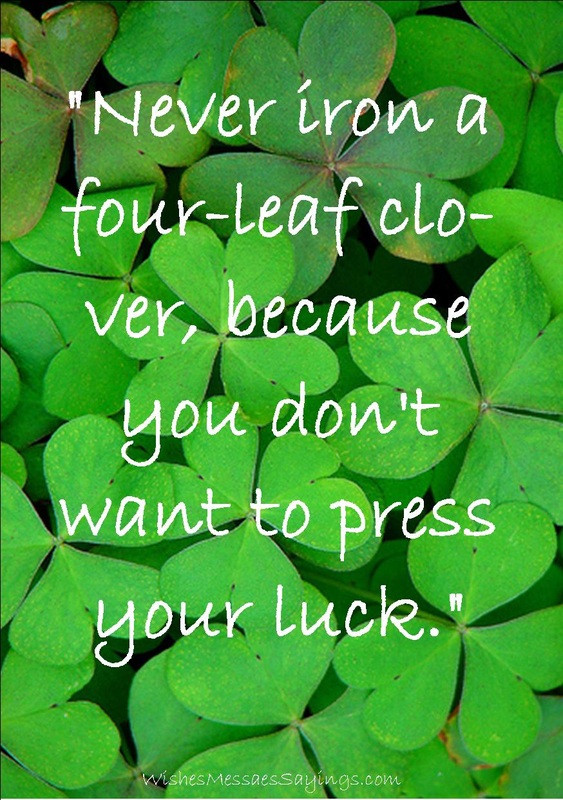 Saint Patrick's Day Quotes  St Patrick s Day Wishes Messages Sayings