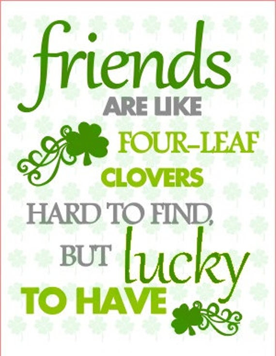 Saint Patrick's Day Quotes  St Patrick s Day Quote Digital Download