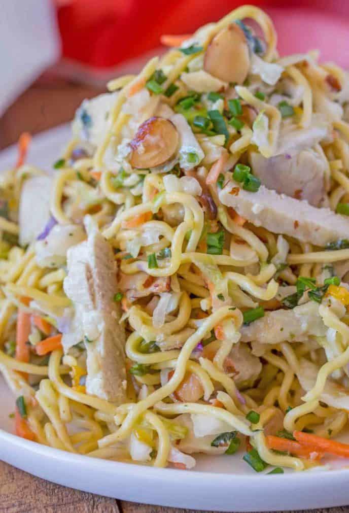 Salads With Ramen Noodles  Ramen Noodle Salad Use Ramen Noodles
