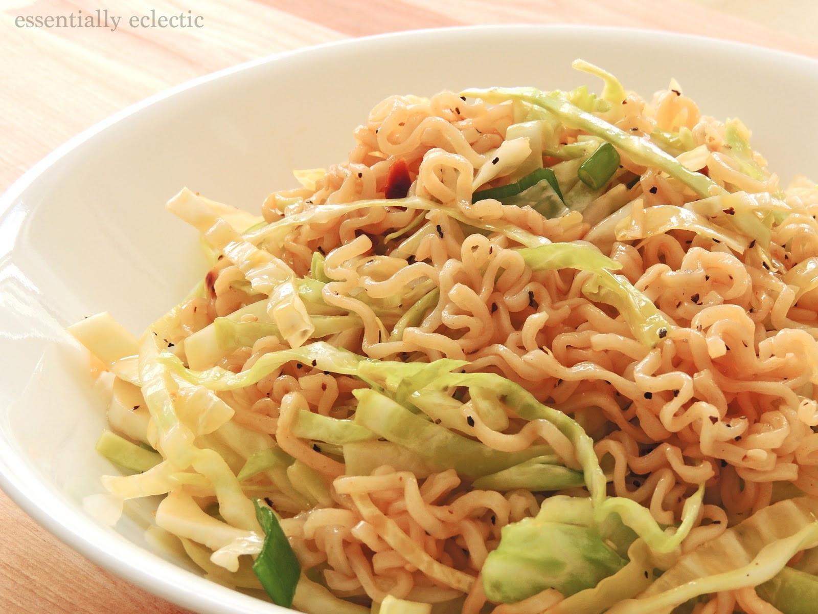 Salads With Ramen Noodles  Oriental Ramen Noodle Cabbage Salad Recipe Mom Makes Joy