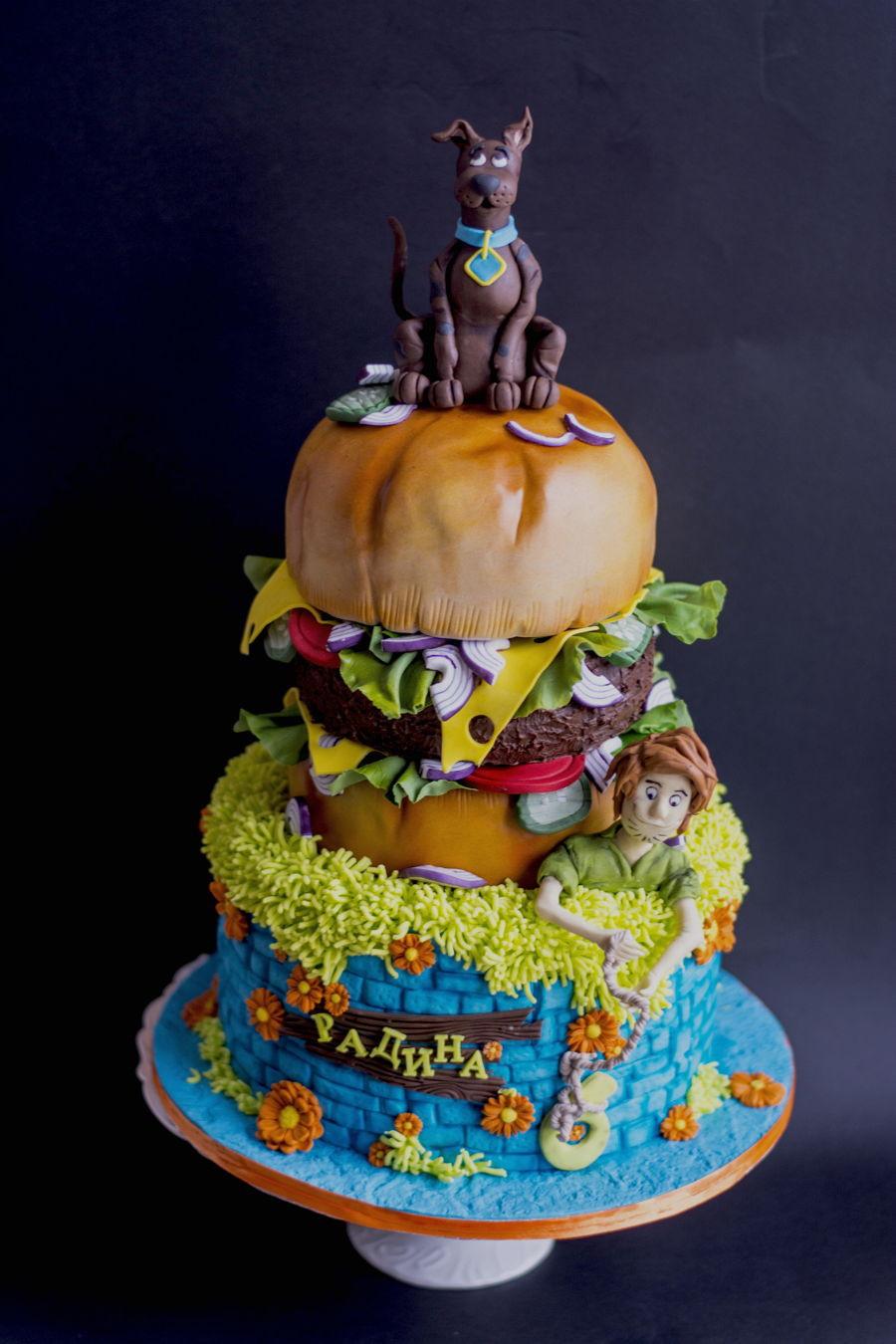 Scooby Doo Birthday Cakes  Scooby Doo Cake CakeCentral