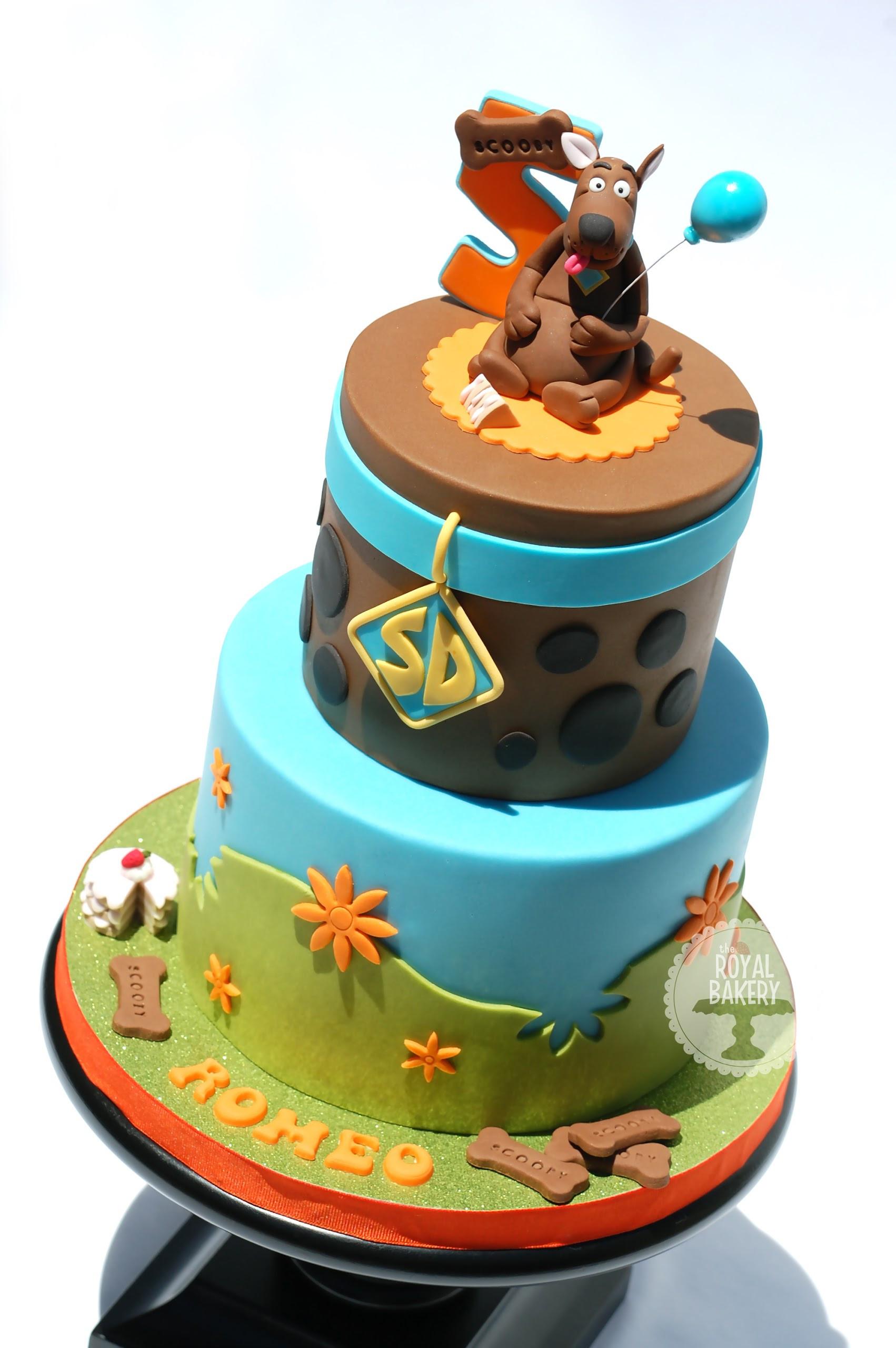 Scooby Doo Birthday Cakes  Scooby Doo Cakes – Decoration Ideas