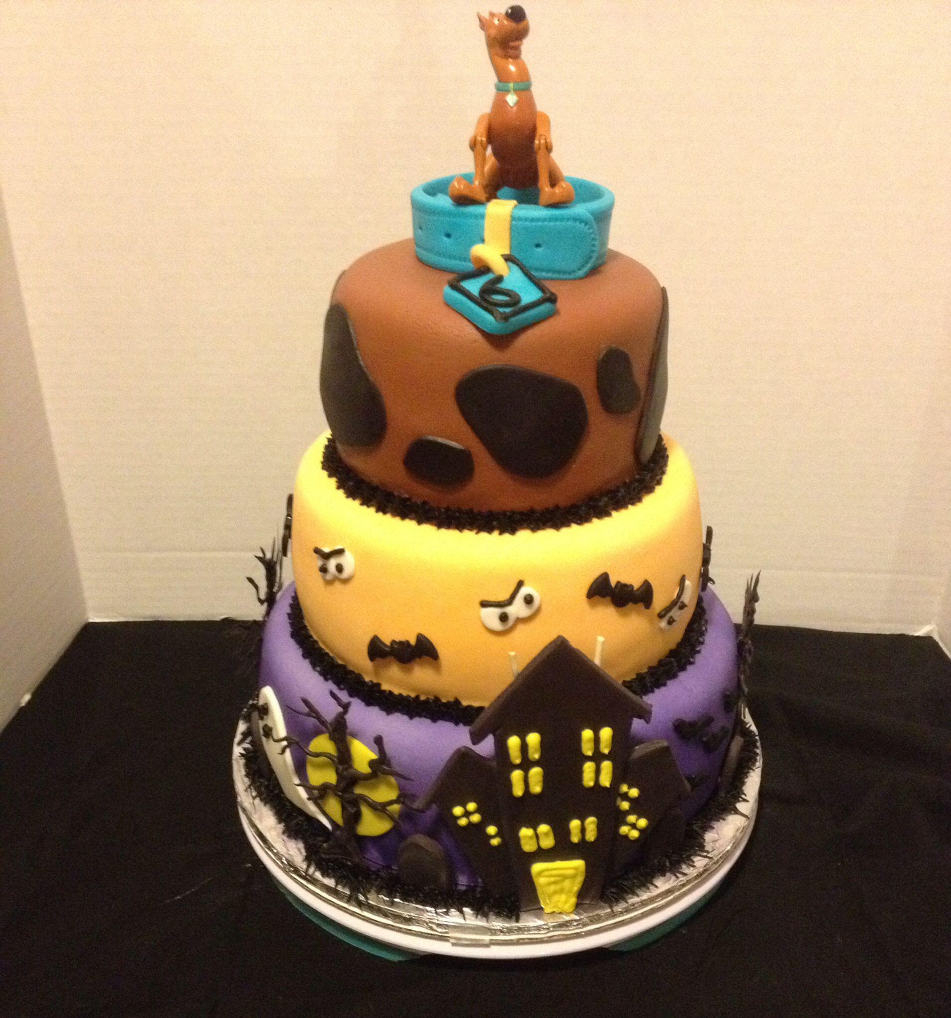 Scooby Doo Birthday Cakes  Scooby doo birthday cake Party ideas