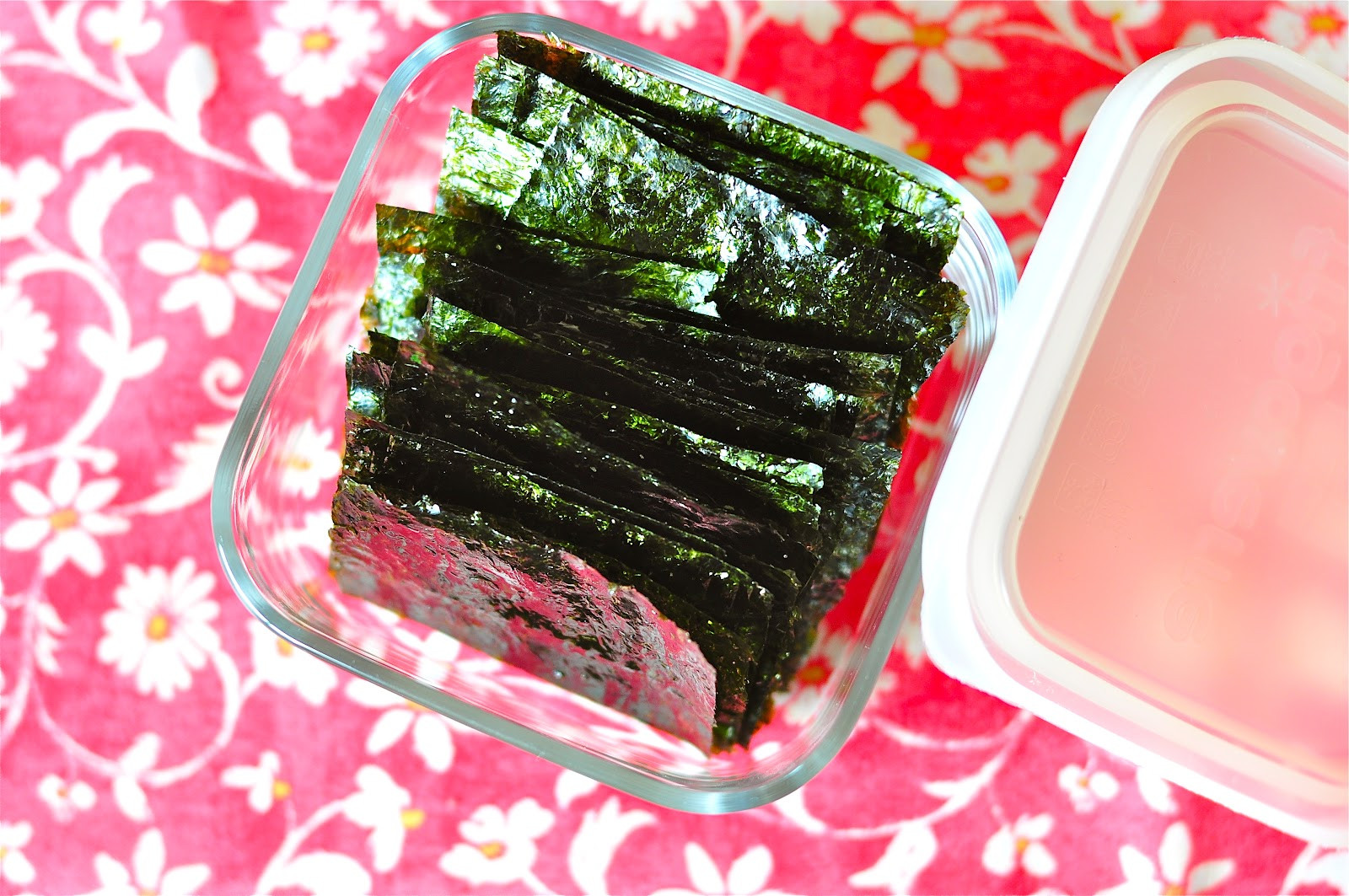 Seaweed Snacks Recipe  Nourishing Meals Homemade Seaweed Snacks