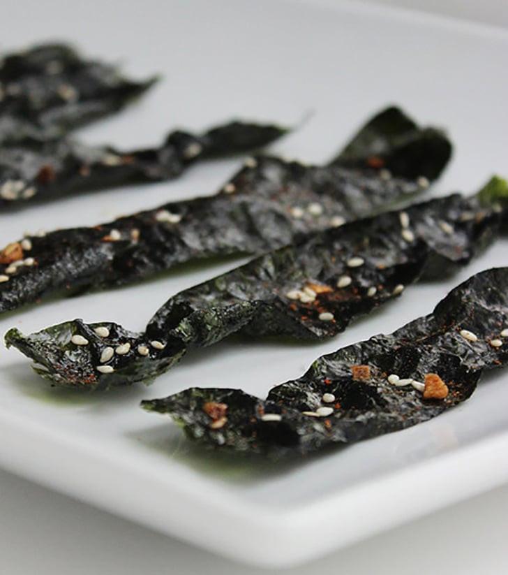 Seaweed Snacks Recipe  Snack Seaweed Chips Healthy Paleo Recipes