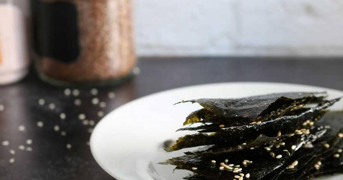 Seaweed Snacks Recipe  10 Best Seaweed Snacks Recipes