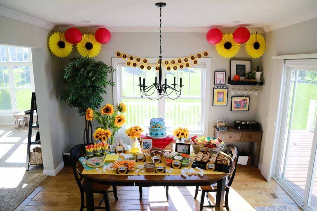 September Birthday Party Ideas  IMG 5661 2 Simply September