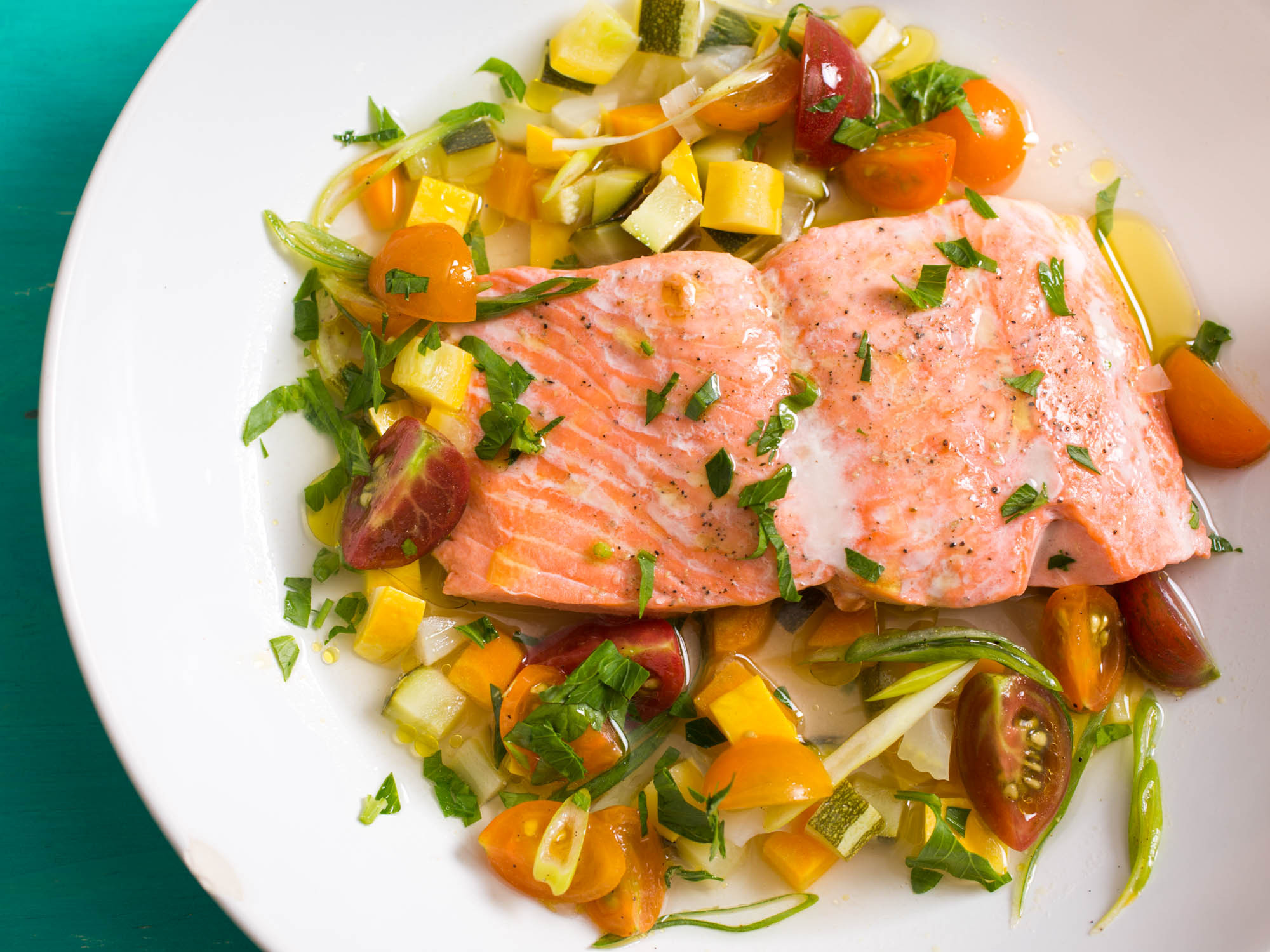 Side Dishes For Seafood  What to Eat With Salmon Tried and True Side Dishes for a