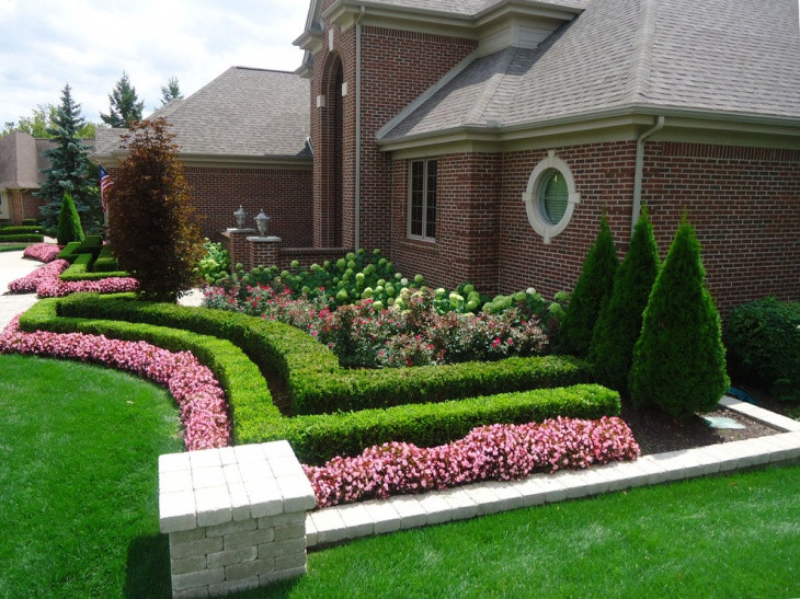 Simple Landscape Design  20 DIY Landscaping Designs Ideas