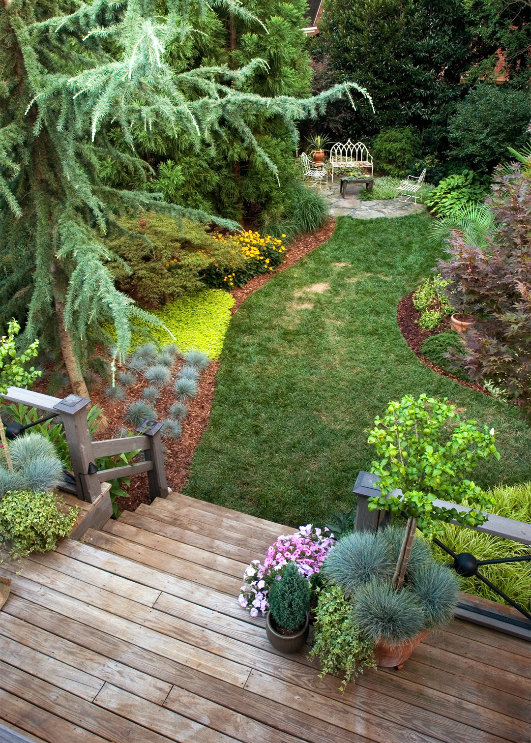 Simple Landscape Design  Easy Landscaping Ideas