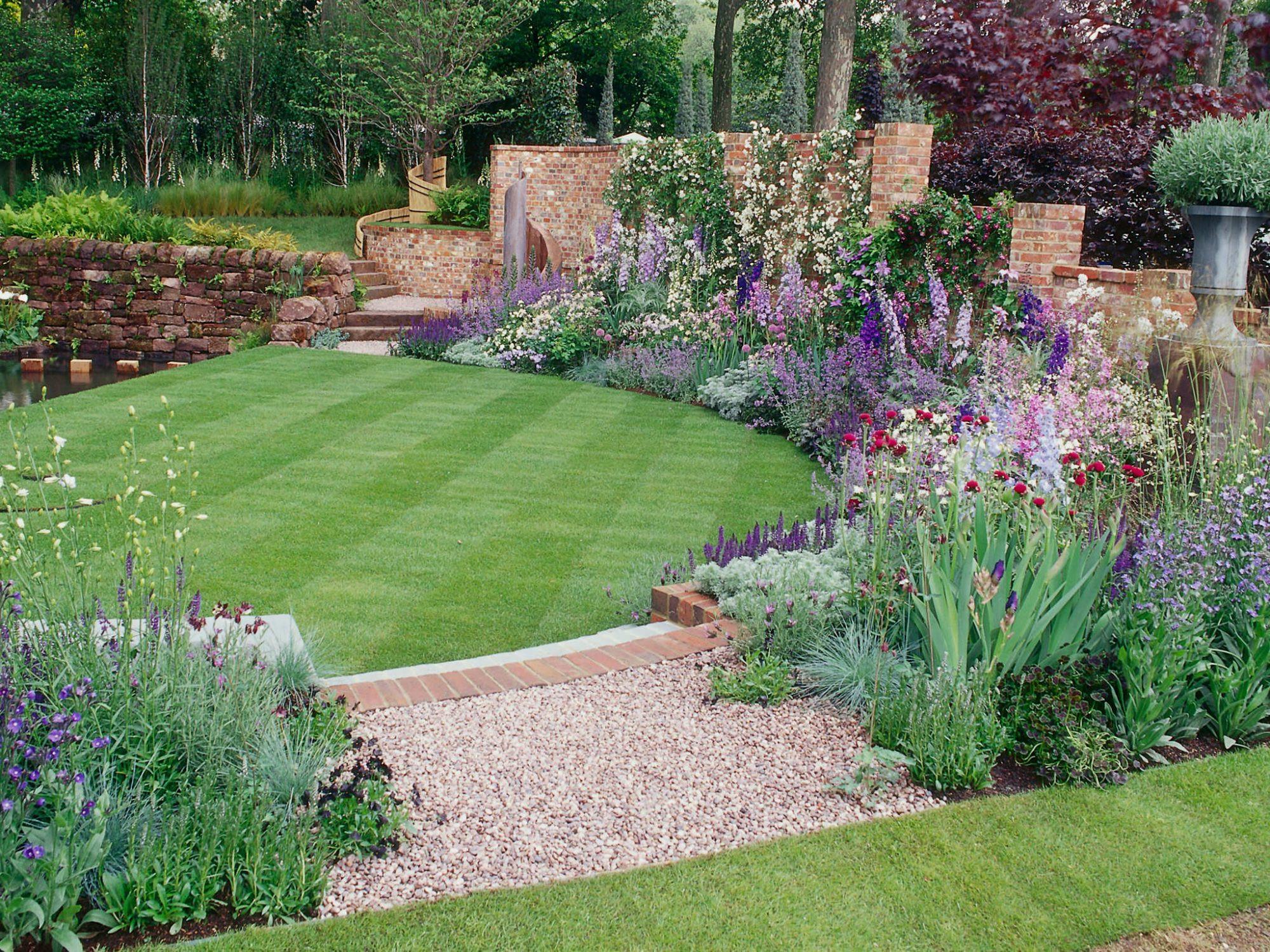 Simple Landscape Design  25 Simple Backyard Landscaping Ideas Interior Design