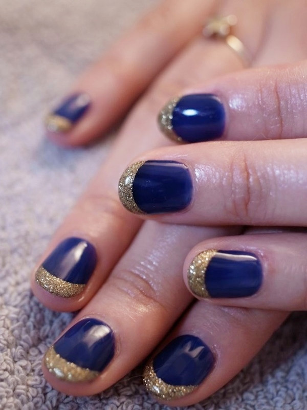 Simple Nail Art Designs  55 Simple Nail Art Designs for Short Nails 2016